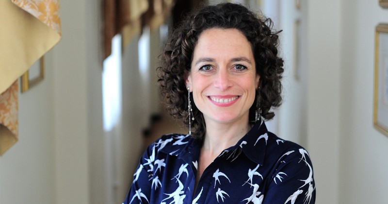 Alex Polizzi Dream Hotel i TV8 Play Viafree