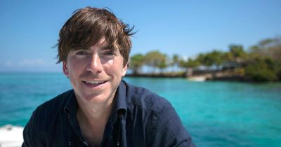 Colombia med Simon Reeve - UR Play