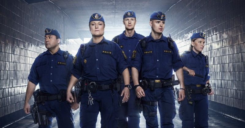 Poliser i Stockholmspolisen i TV4 Play