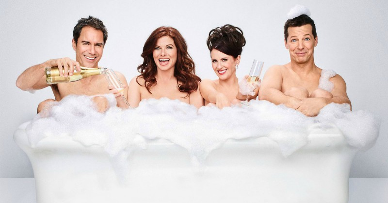 "Skådespelare i ""Will & Grace"" i TV3 Play streaming"