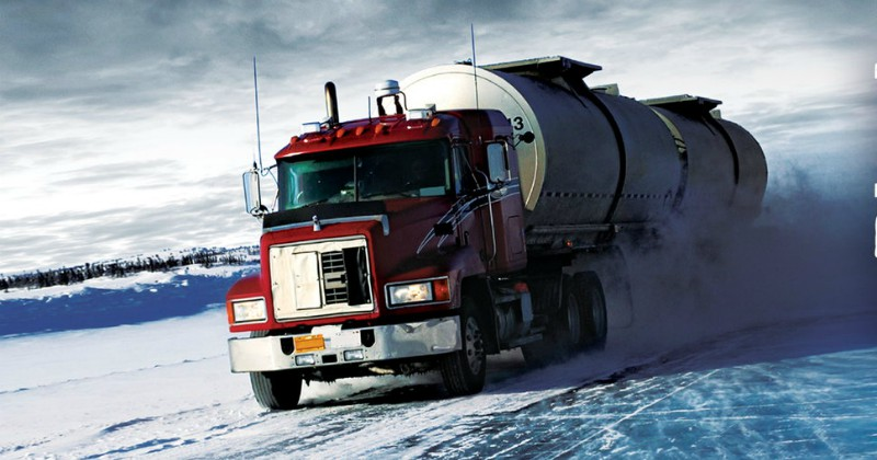 Ice Road Truckers i TV10 Play
