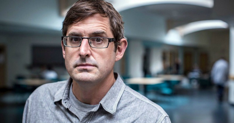 Louis Theroux i TV4 Play