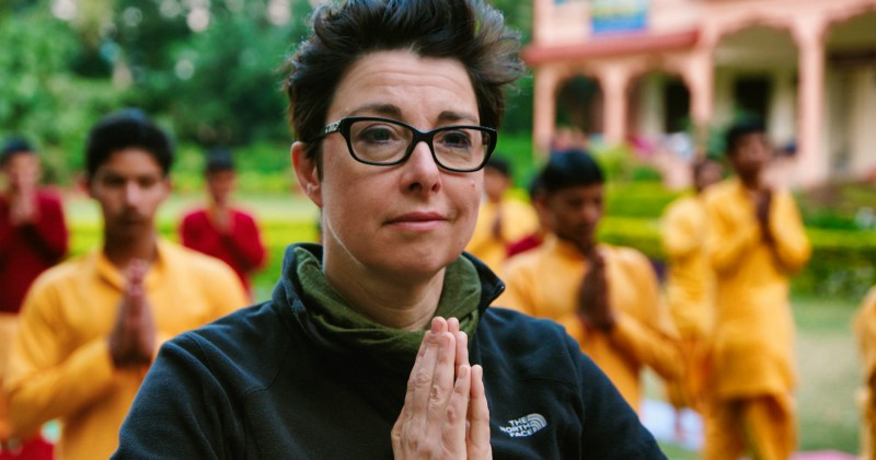 Ganges med Sue Perkins i UR Play
