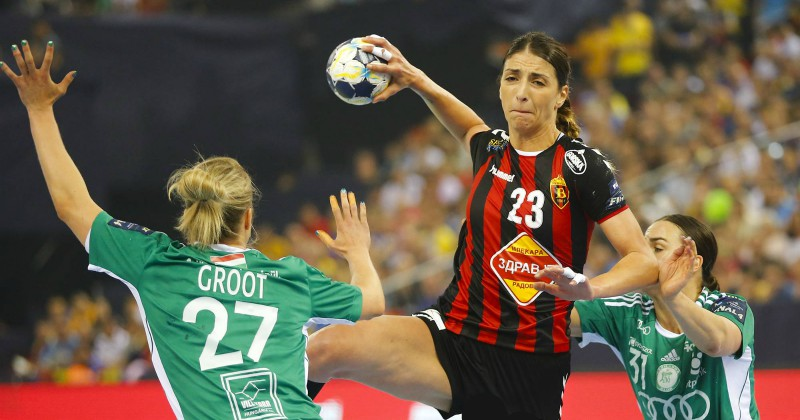 EHF Women's Champions League i TV3 Play Viafree