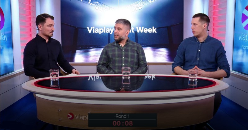 Fight Week i TV3 Viafree