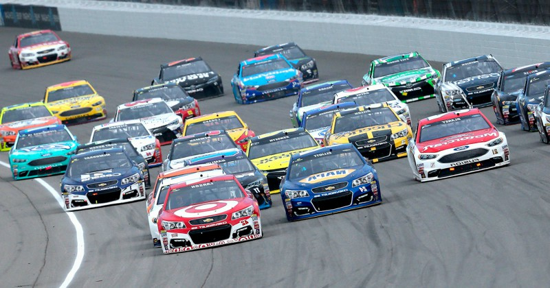 Nascar America i TV3 Viafree Streaming