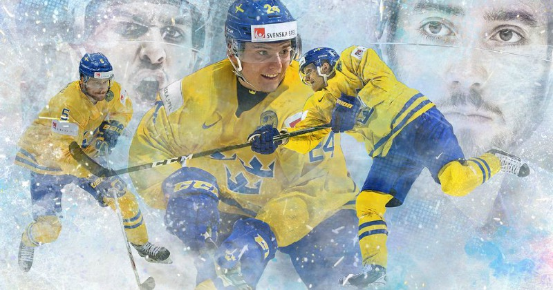 Ishockey: Sweden Hockey Games SVT Play Live Streaming