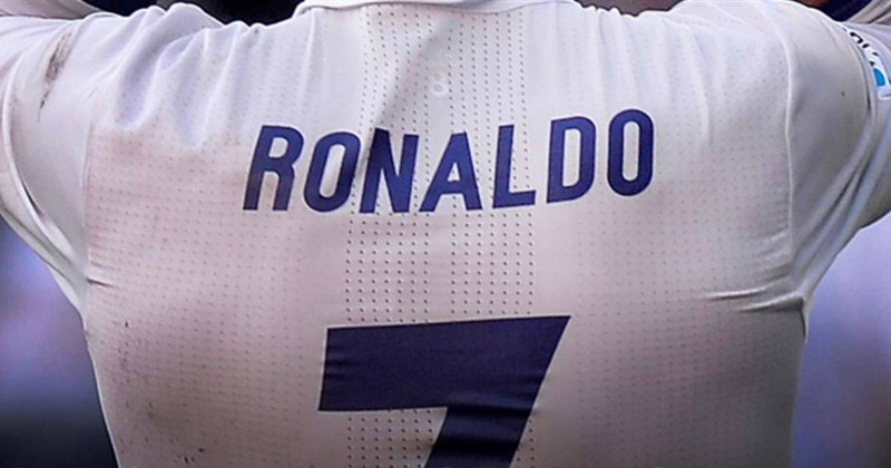 Ronaldo i The Champion of La Liga i Viafree