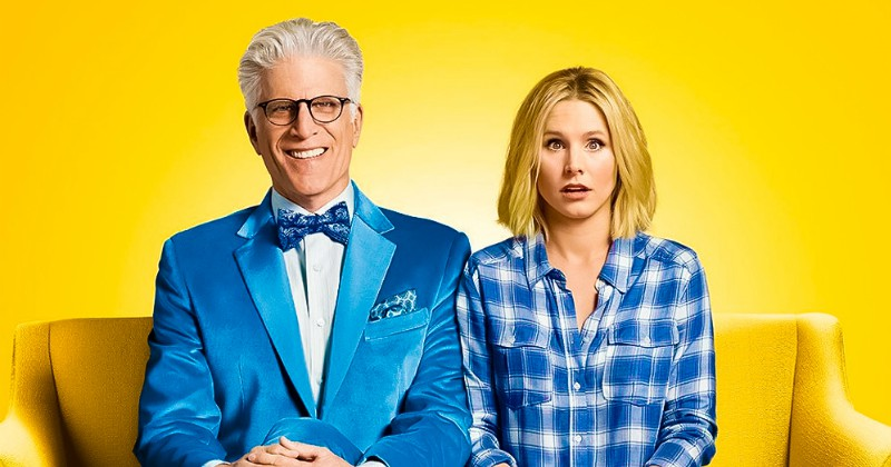 Skådespelare i The Good Place i SVT Play
