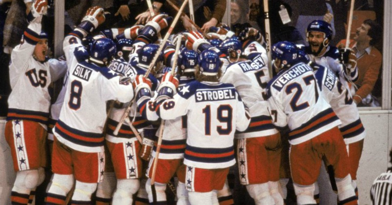 "USA i ""Miracle on Ice - Den okända historien"" på SVT Play"