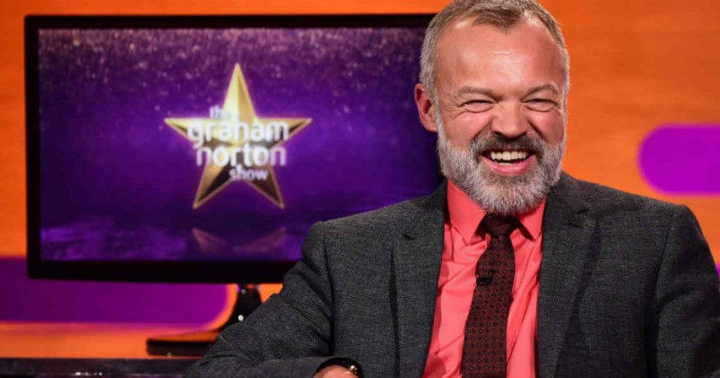 "Graham Norton i ""The Graham Norton Show"" på SVT Play"