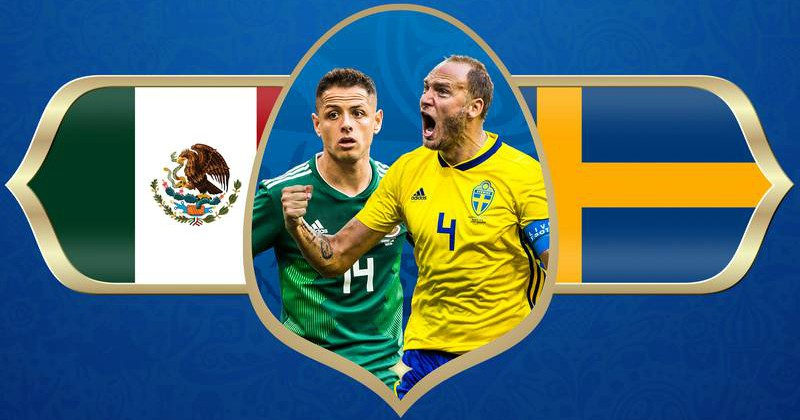 Sverige – Mexiko Gratis Live Streaming Fotbolls-VM 2018 – SVT Play