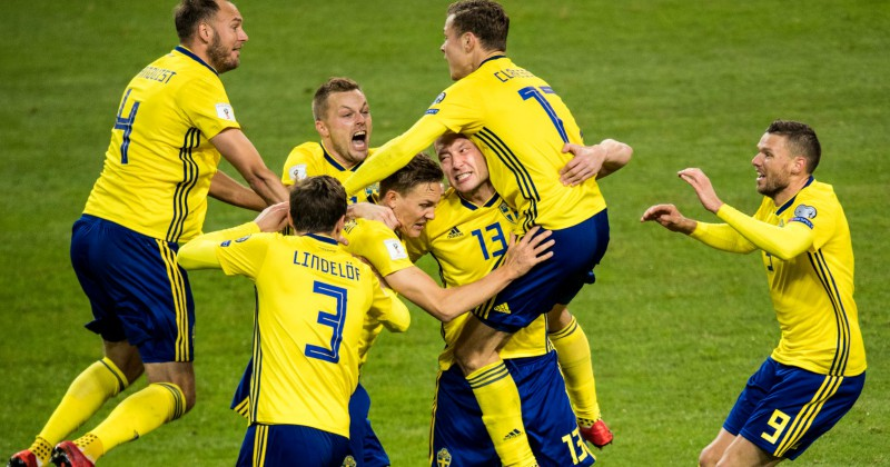 Sverige – Schweiz Live Streaming Fotbolls-VM 2018 på TV4 Play
