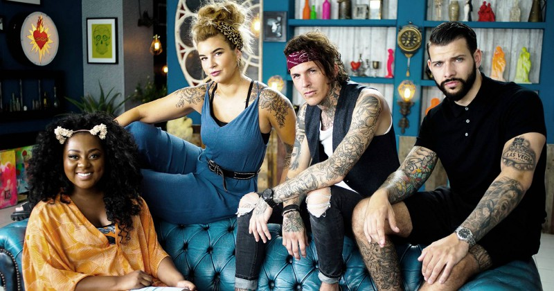 Medverkande i Tatto Fixers on Holiday på TV6 Play
