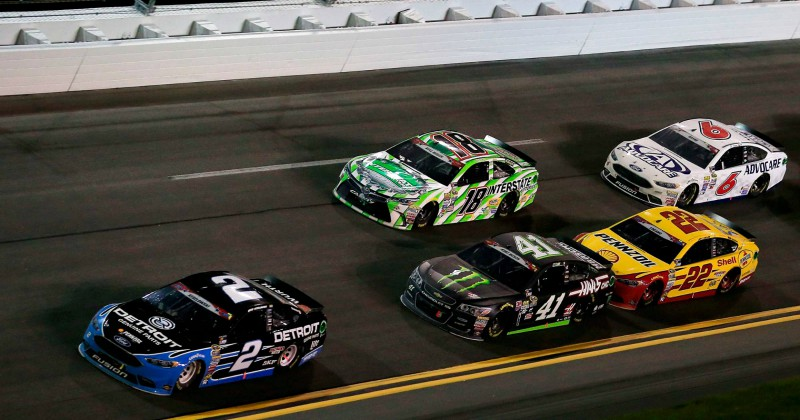 NASCAR Cup Series gratis streaming