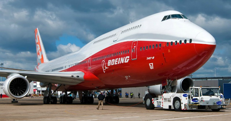 Ultimate Factories: Boeing 747 på TV10 Viafree