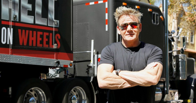Gordon Ramsay´s 24 Hours to Hell and Back på TV3 Play Streaming