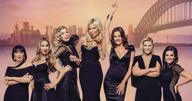 Medverkande i The Real Housewives of Sydney på TV3 Play