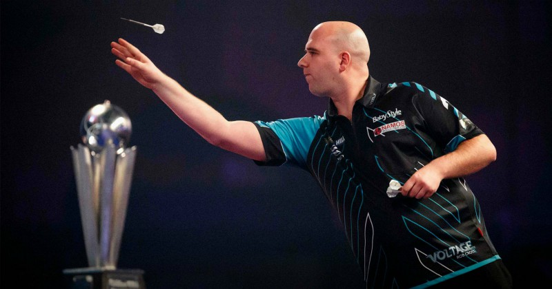 Grand Slam of Darts på Viafree streaming