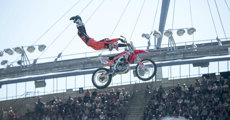 Nitro Circus: All Access på TV6 Viafree streaming