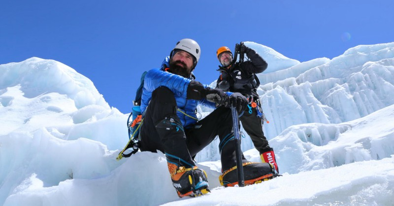 Extreme Everest with Ant Middleton på TV4 Play