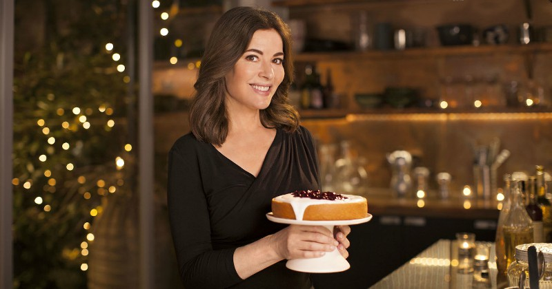 Nigella: At My Table på TV8 Viafree
