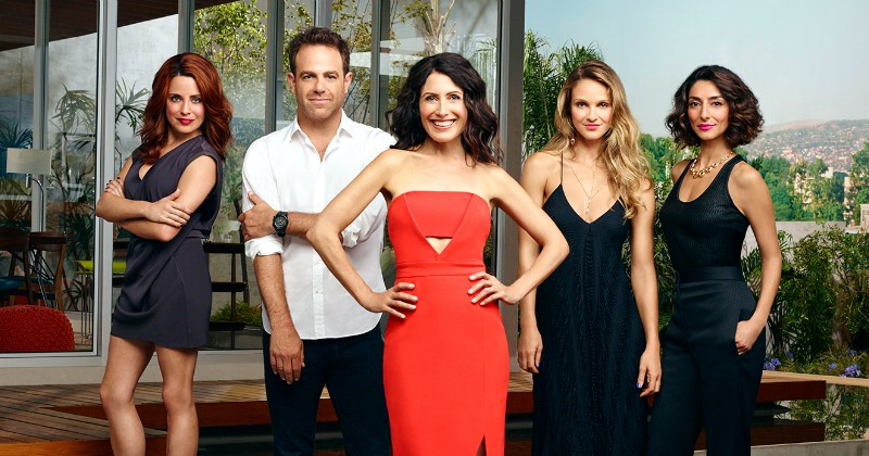 Girlfriends Guide to Divorce på TV3 Viafree streaming