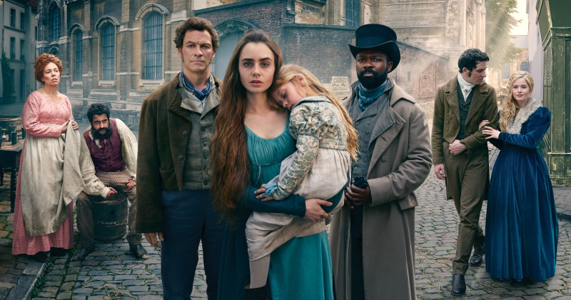 Les Misérables på SVT Play streaming