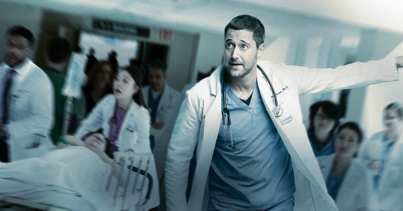 "Läkare i serien ""New Amsterdam"" TV3 Viafree streaming"