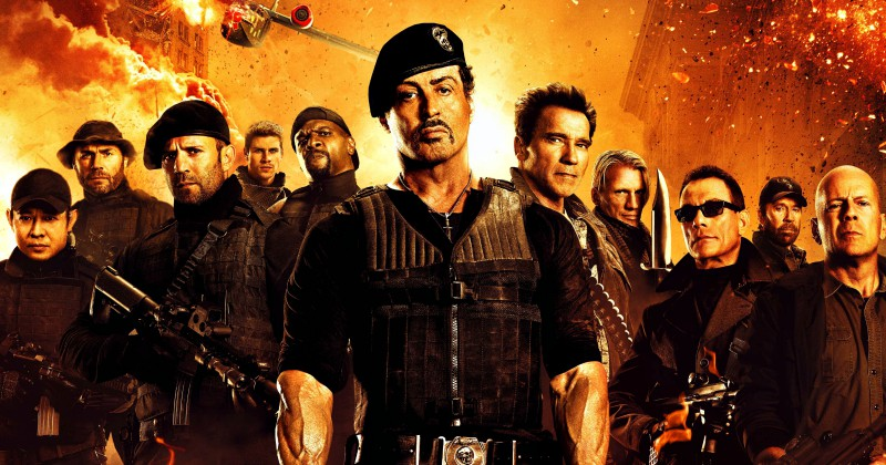The Expendables 2 på Viaplay