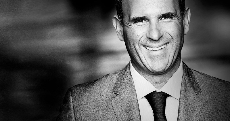 "Marcus Lemonis i ""The Profit"" På TV8 Viafree"
