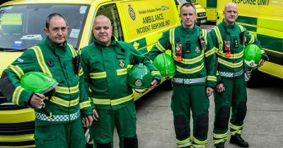 Trauma Rescue Squad - TV4 Play