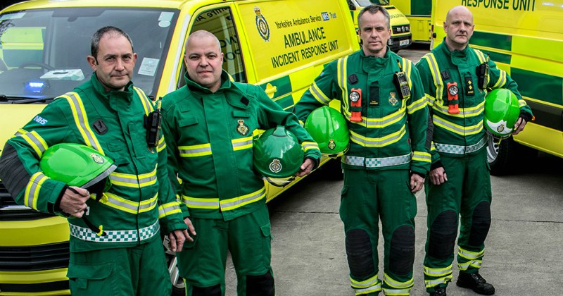 Trauma Rescue Squad på TV4 Play