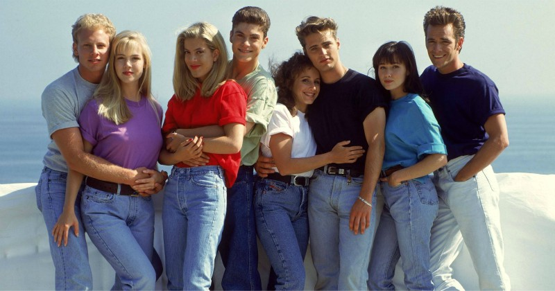 Beverly Hills 90210 på Viafree gratis streaming