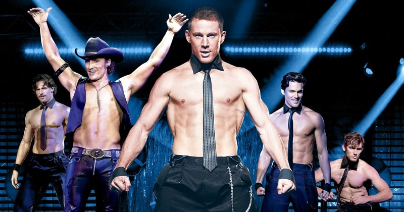 Magic Mike på SVT Play