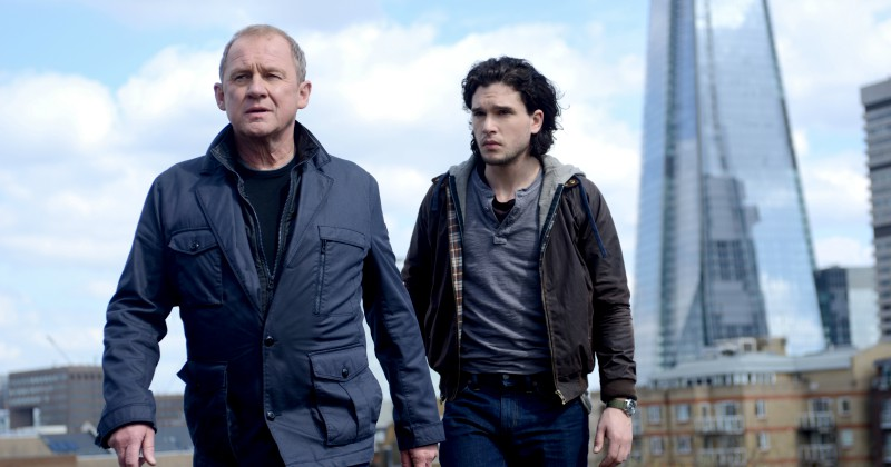 Spooks: The Greater Good på SVT Play