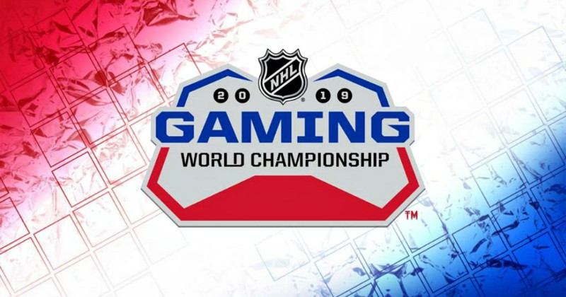 NHL Gaming World Championships på Viafree
