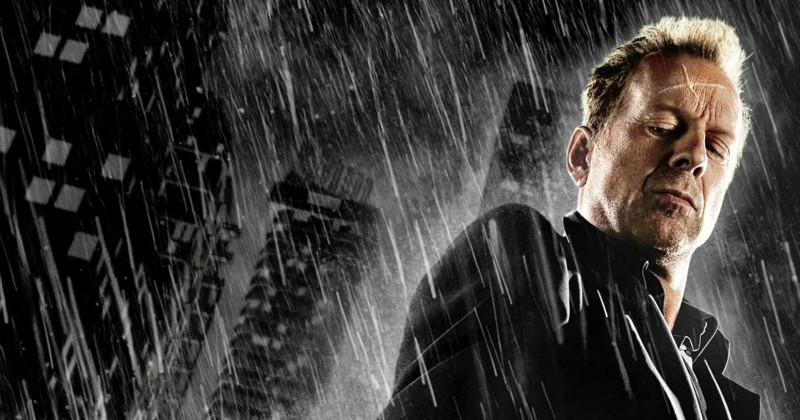 Bruce Willis i Sin City på TV4 Play