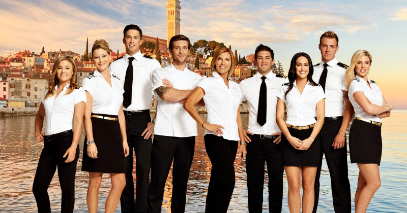 Below Deck Mediterranean på TV3 Play