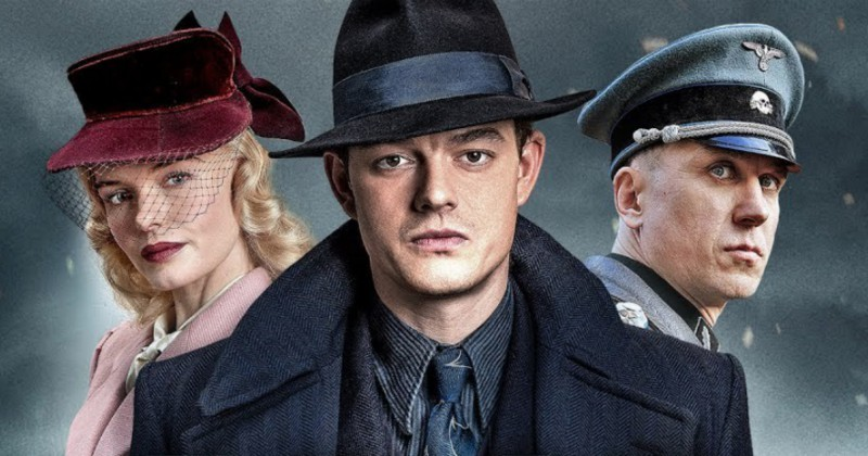Streama SS-GB gratis på SVT Play