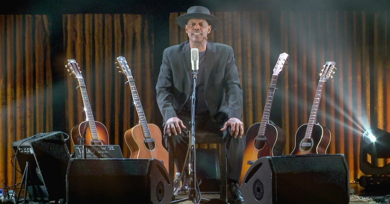 Streama Eric Bibb - Tales From a Blues Brother på SVT Play
