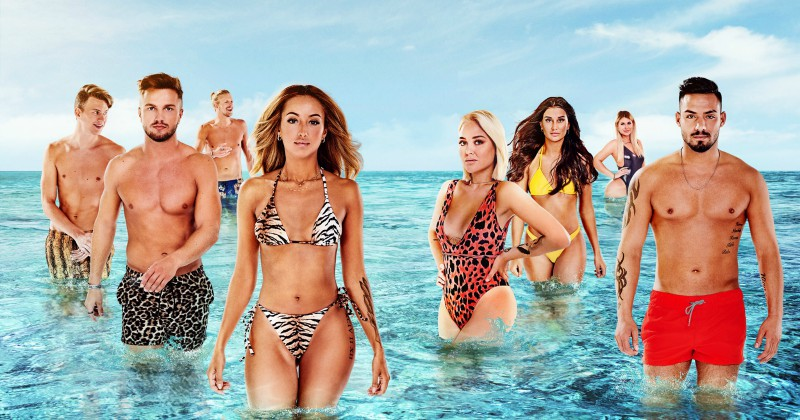 "Deltagare i ""Ex on the Beach Sverige 2019"" på Kanal 5 Play"