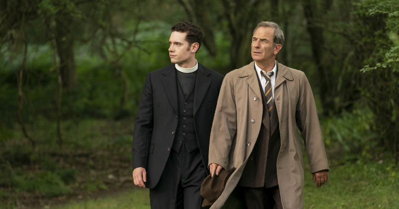 Grantchester på SVT Play streaming