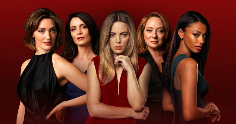 "Skådespelare i australiska serien ""Bad Mothers"" på TV4 Play streaming"