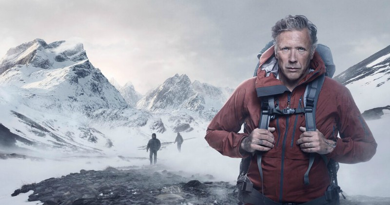Mikael Persbrandt i Expeditionen på TV4 Play