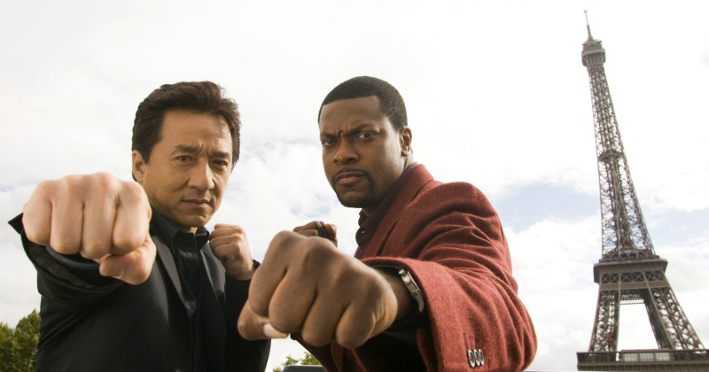 Jackie Chan och Chris Tucker i Rush Hour 3 på TV4 Play