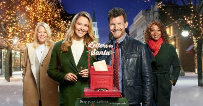 Christmas in Evergreen - TV4 Play