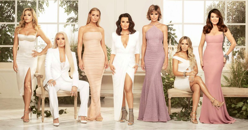 "Medverkande i ""The Real Housewives of Beverly Hills"" på TV3 Play Viafree"
