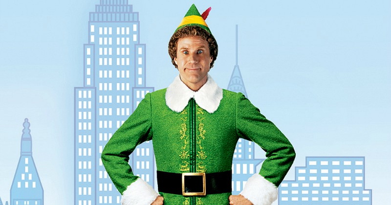 Will Ferrell i Elf på TV4 Play