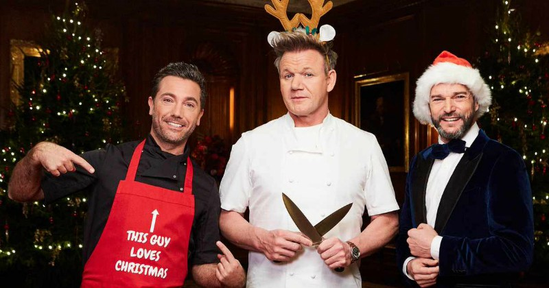 Gordon, Gino and Fred´s Great Christmas Roast på TV3 Play